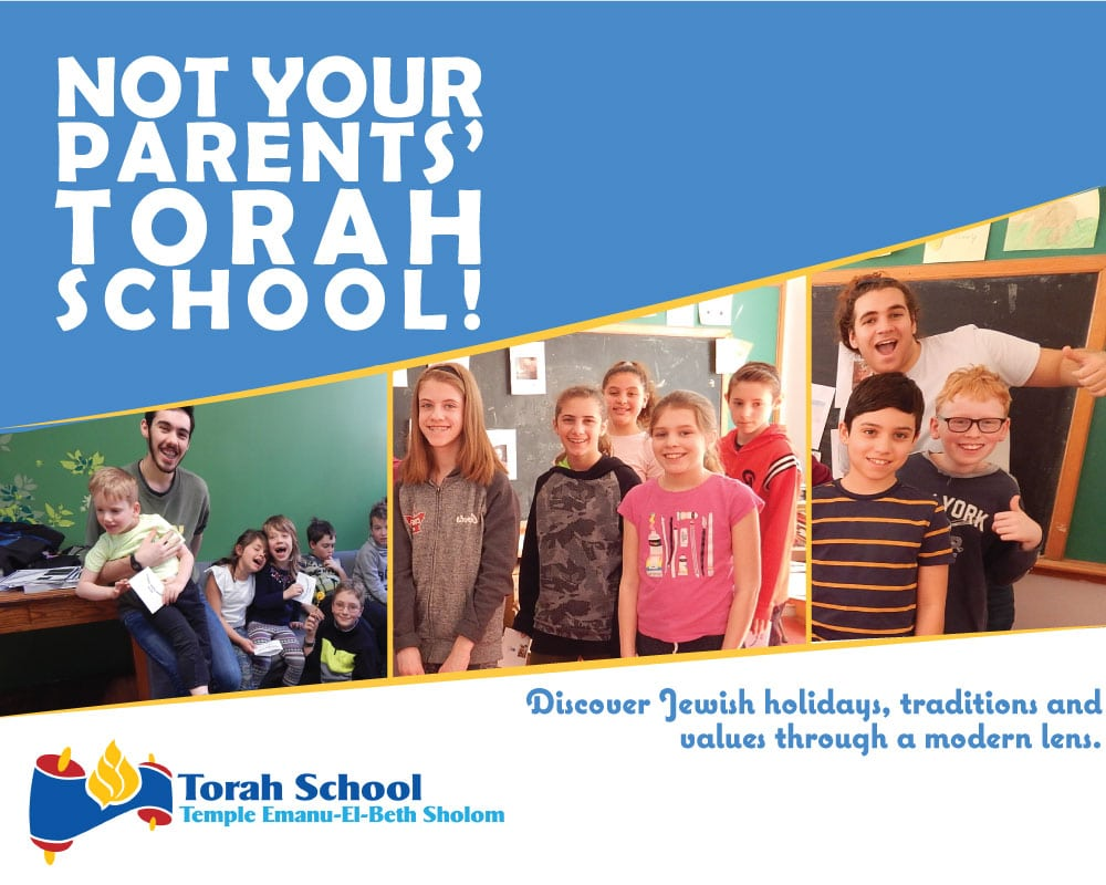 Temple Torah School